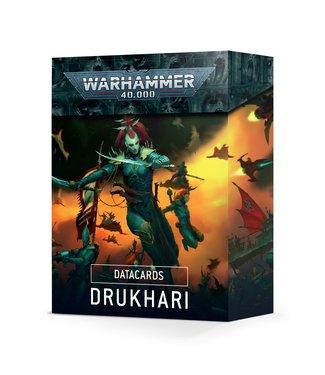 Warhammer 40.000 Datacards: Drukhari