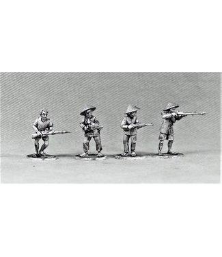 Empress Miniatures Armed civilians (DS10)