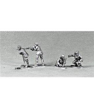 Empress Miniatures Armed civilians (DS9)