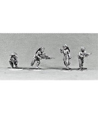 Empress Miniatures Armed civilians (DS8)