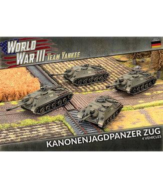 World War III Team Yankee Kanonenjagdpanzer Zug