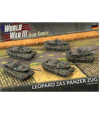 World War III Team Yankee Leopard 2A5 Panzer Zug