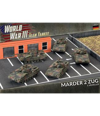 World War III Team Yankee Marder II Zug