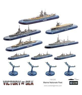 Victory at Sea Pre-order: Marine Nationale Fleet