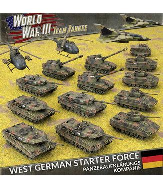 World War III Team Yankee West German Starter Force - Panzeraufklärungs Kompanie