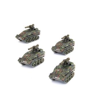 World War III Team Yankee Wiesel TOW Panzerabwehr Zug