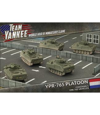 World War III Team Yankee YPR-765 Platoon / PRAT
