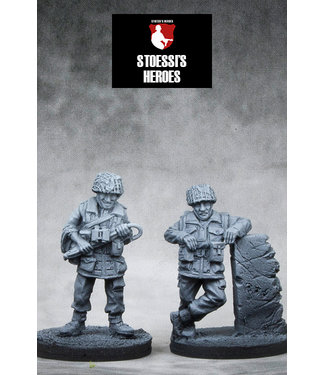 Stoessi's Heroes British Airborne – Lt. Col. John Frost & Major Carlyle