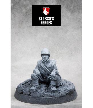 Stoessi's Heroes US Airborne Technician Fourth Grade – Eugene Gilbert Roe, Sr.