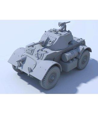 Blitzkrieg Miniatures Staghound MK II - 1/56 Scale