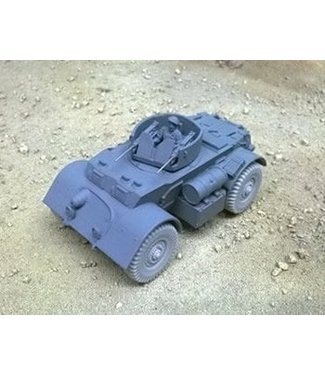 Blitzkrieg Miniatures Staghound AA - 1/56 Scale