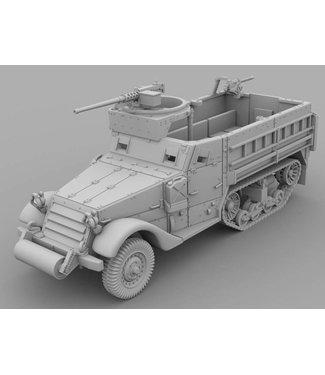 Blitzkrieg Miniatures M3A1 Haltrack - 1/56 Scale