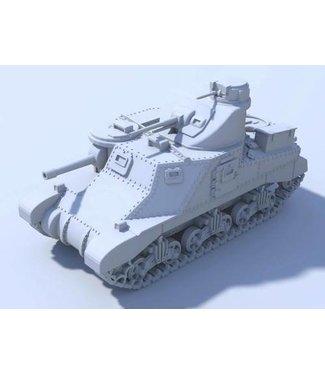 Blitzkrieg Miniatures M3 Lee - 1/56 Scale