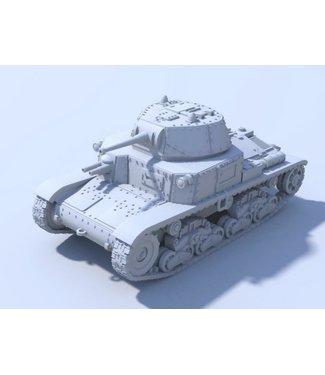 Blitzkrieg Miniatures M13/40 - 1/56 Scale