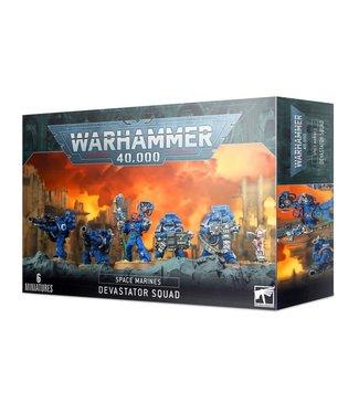 Warhammer 40.000 Devastator Squad