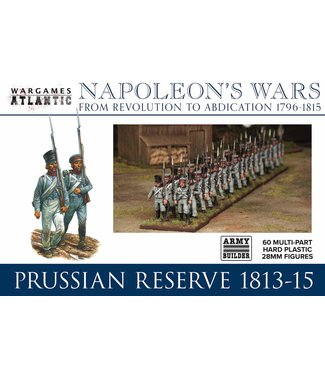 Wargames Atlantic Prussian Reserve 1813-15