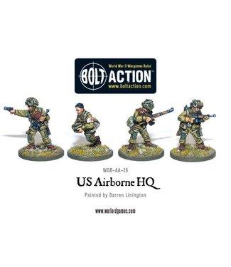 Bolt Action US Airborne HQ