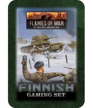 Flames of War Finnish Gaming Tin
