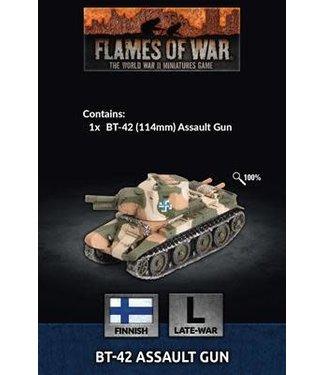 Flames of War BT-42 Assault Gun