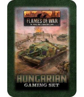 Flames of War Pre-order: Hungarian Gaming Tin