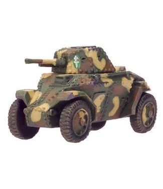 Flames of War Pre-order: Csaba Armoured Car