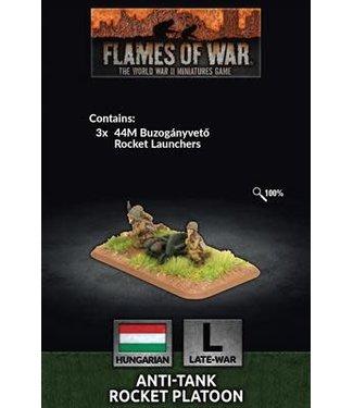 Flames of War Anti-Tank Rocket Platoon