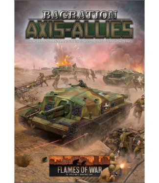 Flames of War Bagration: Axis Allies
