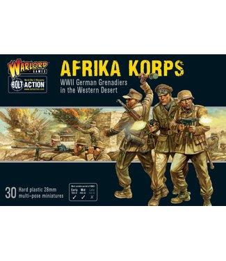 Bolt Action Afrika Korps