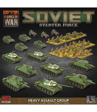 Flames of War Heavy Assault Group