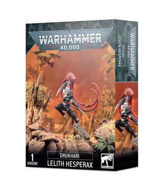 Warhammer 40.000 Lelith Hesperax