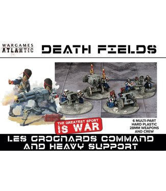 Wargames Atlantic Les Grognards Command and Heavy Support