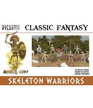 Wargames Atlantic Skeleton Warriors