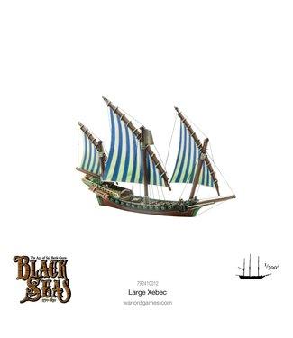 Black Seas Large Xebec