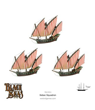 Black Seas Pre-order: Xebec Squadron