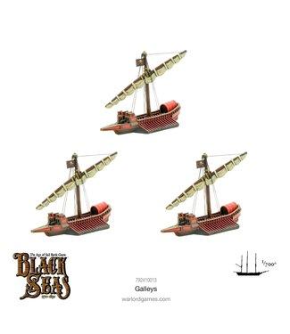 Black Seas Pre-order: Galleys