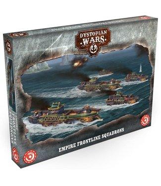 Dystopian Wars Empire Frontline Squadrons