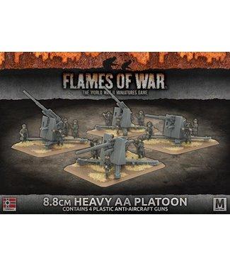 Flames of War 8.8cm Heavy AA Platoon (Plastic)