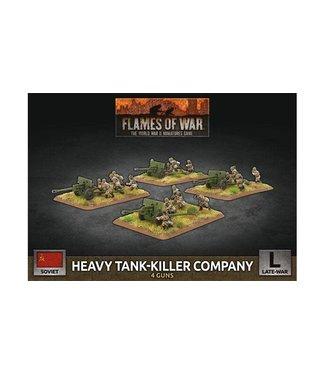 Flames of War Heavy Tank-Killer Company (Plastic)