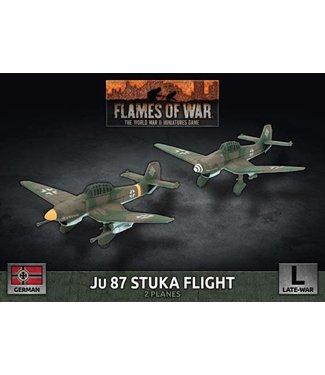 Flames of War JU 87 Stuka Flight