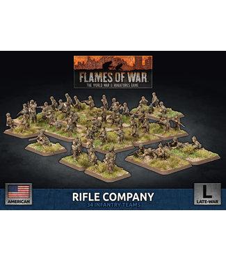 Flames of War Rifle Company (Plastic) (US)