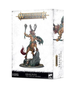Age of Sigmar Kragnos, the End of Empires