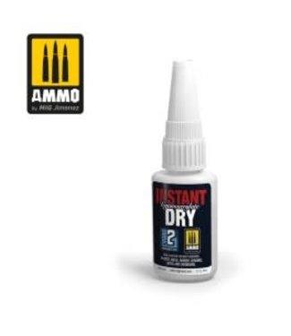 Ammo Instant Dry Cyanoacrylate