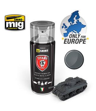 Ammo Titans Hobby Panzergrau Matt Primer (German Dark Grey)