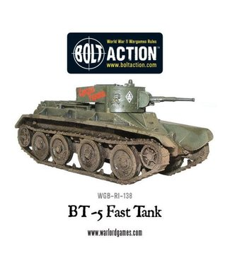 Bolt Action BT-5 Fast Tank