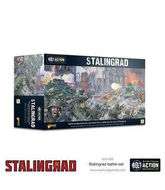 Bolt Action Stalingrad battle-set