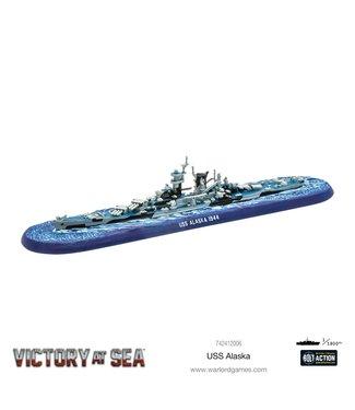 Victory at Sea USS Alaska