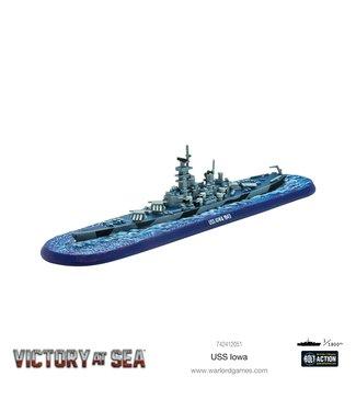 Victory at Sea USS Iowa