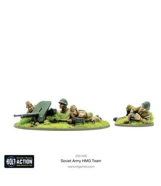Bolt Action Soviet Army HMG team