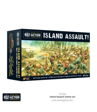 Bolt Action Island Assault