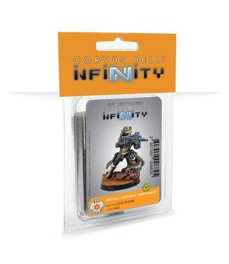 Infinity Pre-order: Wild Bill, Legendary Gungslinger (Contender)